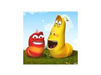 韩国动画《爆笑虫子Larva》全三季260集高清合集[MP4/5.36GB]百度云网盘免费下载